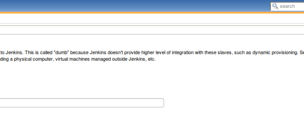 Launching Jenkins Slaves on the fly.