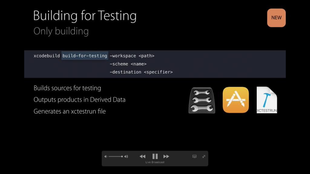 xcbuild_fir_testing