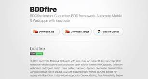 Fire up BDD inside Docker with Cucumber and BDDfire