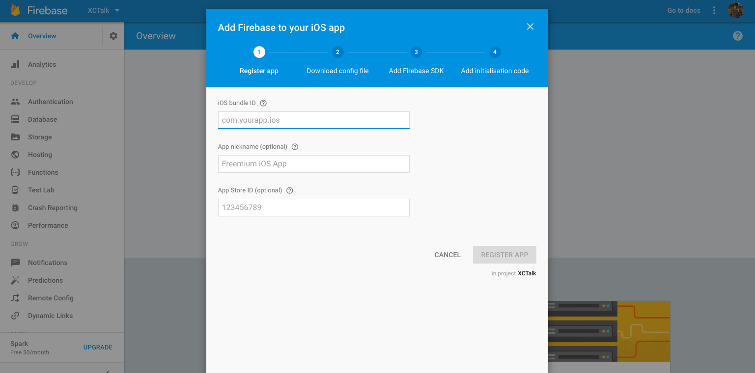 Get Started With Firebase for iOS Apps - DZone Mobile