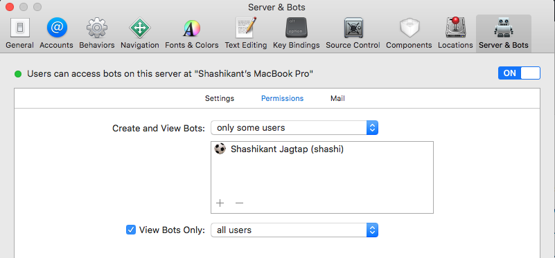 Xcode Server: iOS Over the Air (OTA) Installation Tips