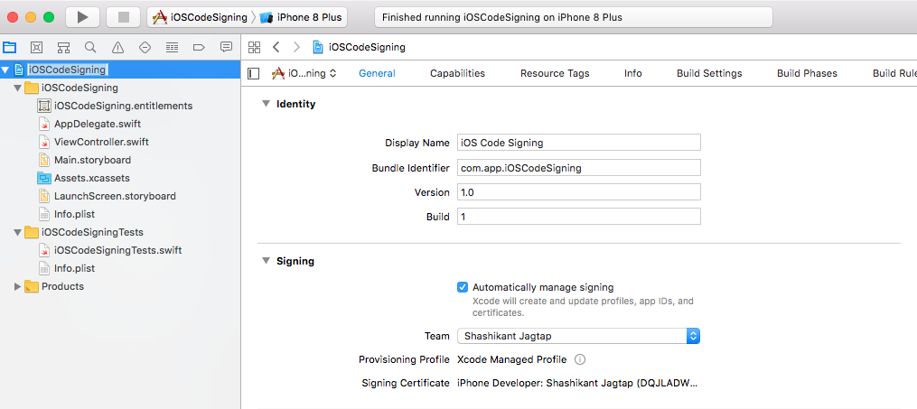 iOS Code Signing: Part 5, Signing iOS Apps - DZone Mobile